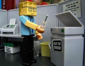lego photocopieur